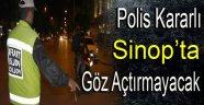 Polis Kararlı Sürücülerine Göz Açtırmayacak