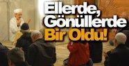 Sinop'ta Eller Askerlerimiz İçin Semaya Kalktı
