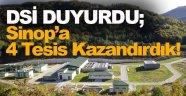 DSİ, Sinop Çalışmalarını kamuoyu ile paylaştı!