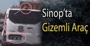 Sinop'ta Gizemli Araç