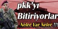 Bordo Bereliler pkk'yı bitiriyor !!!