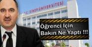 Rektör Dalgın'dan  Öğrencileri Sevindirecek Hamle !!!