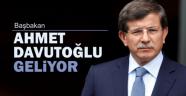 BAŞBAKAN DAVUTOĞLU SİNOP'A GELİYOR