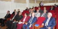 SİNOP KARAYOLU TRAFİK GÜVENLİĞİ İL KOORDİNASYON KURULU TOPLANTISI