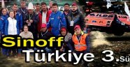 Sinoff Türkiye 3. Oldu !!!