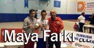Maya Türkiye Şampiyonasında