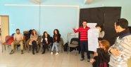 """ULUSLAR ARASI """"PLAY FOR IMPROVABİLİTY"""" PROJESİ SİNOP'TA BAŞLADI"""