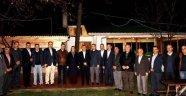 Başkanlar Birlik Yemeğinde Buluştu