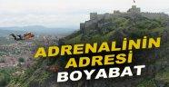 Adrenalinin Adresi Boyabat Oldu