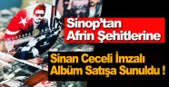 Afrin Şehitleri İçin Sinop'ta Yazılan Şarkı Satışa Sunuldu !