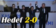 AK Parti'de Hedef 2-0