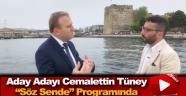 """AK Parti Sinop Milletvekili Aday Adayı Cemalettin Tüney """"Söz Sende Programına Katıldı"""