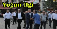 AK Partili Vekil Cengiz Tokmak'a Yoğun İlgi