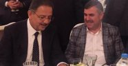 Bakan Mehmet Özhaseki Sinop'a Geliyor