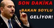 Bakan Soylu Sinop'a Geliyor!