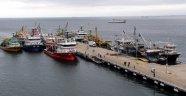 Balıkçılara şiddetli rüzgar engeli