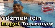 Barış Yüzme'de Engel Tanımıyor !!!