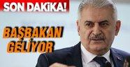 Başbakan Sinop'a Geliyor!