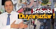 Başkan Ergül; Sinop'taki trafik ve çöp sorununun nedeni duyarsız vatandaşlar !