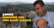 Belediye Başkanı Çakıcı'dan Tarihi Boyabat Kalesi açıklaması