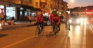 Bisikletçiler Sinop'a Ulaştı
