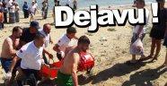 Boğulma tehlikesi geçiren kardeşleri balıkçılar kurtardı