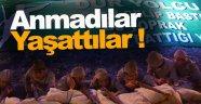 Boyabat'ta Çanakkale'yi Yaşattılar !
