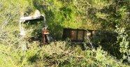 Boyabat'ta trafik kazası : 2 Yaralı