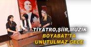 Boyabat'ta Turizm Haftası etkinliği