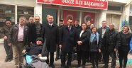 CHP'Lİ KARADENİZ: CUMHURBAŞKANINI SEVEN 'HAYIR' DER