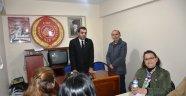 CHP Sinop Milletvekili Karadeniz'den ziyaretler