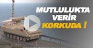 Cumhurbaşkanlığı'ndan Sinop Füze atışları tanıtım videosu