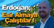 """Erdoğan; """"Ülkemizi kültürel ve zihinsel olarak esir almaya çalıştılar"""""""