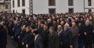 Eski İl Genel Meclisi Başkanı Erol, toprağa verildi