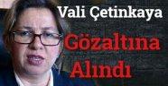 Eski Sinop Valisi Gözaltına Alındı