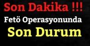 Fetö Operasyonunda Sinop'ta Son Durum