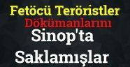 Fetöcüler Dökümanları Sinop'ta Yaylada Saklamış