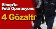 """FETÖ'nün """"askeri mahrem yapılanmasına"""" operasyon"""