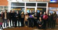 Hayaller Tiyatrosu'ndan Polis Merkezine Ziyaret