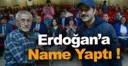 İlk Namesi Erdoğan'a