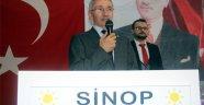 İYİ Parti Sinop İl Başkanlığına Demir seçildi