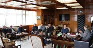 'Kar' Mağdurları Valinin Kapısını Çaldı