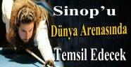 Karakurt Dünya Şampiyonasında Sinop'u Temsil Edecek