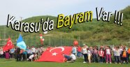 Karasu'da Bayram Var