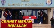 Kazada Hayatını Kaybeden Polis Memuru İçin Tören Düzenlendi