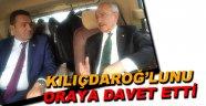 KILIÇDAROĞLU'NU ORAYA DAVET ETTİ