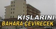 Kışlarını Bahara Çevirecek!