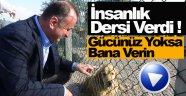 Köpekleri Yayladan Kurtaran Başkan Ayhan İnsanlık Dersi Verdi !