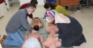 Kredi Yurtlar Kurumu Personellerine İlk Yardım Eğitimi