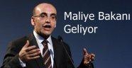 Maliye Bakanı Sinop'a Geliyor